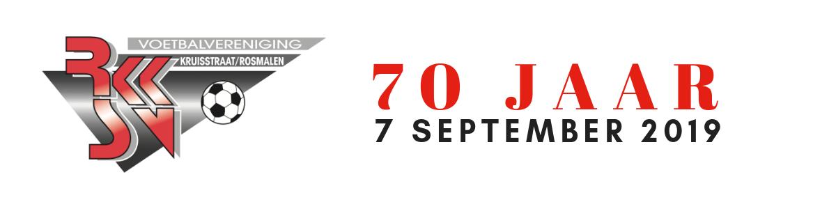 Jubileum 70 jaar RKKSV